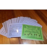 Floor Session Plans Laminated Cards