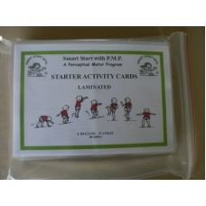 Starter Activity Cards Colour coded and Laminated